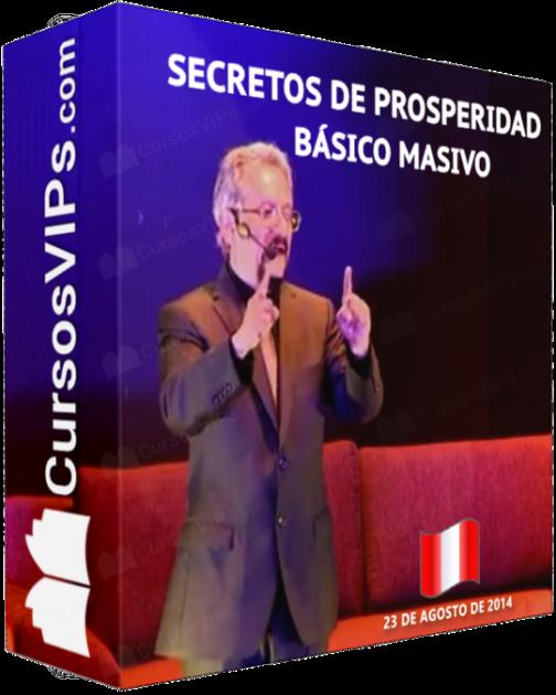 Secretos de Prosperidad Básico Masivo - Edmundo Velasco