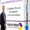 Curso Inmobiliario Online Las Mejores Técnicas de Captación y Venta Inmobiliaria- Carlos Pérez-Newman